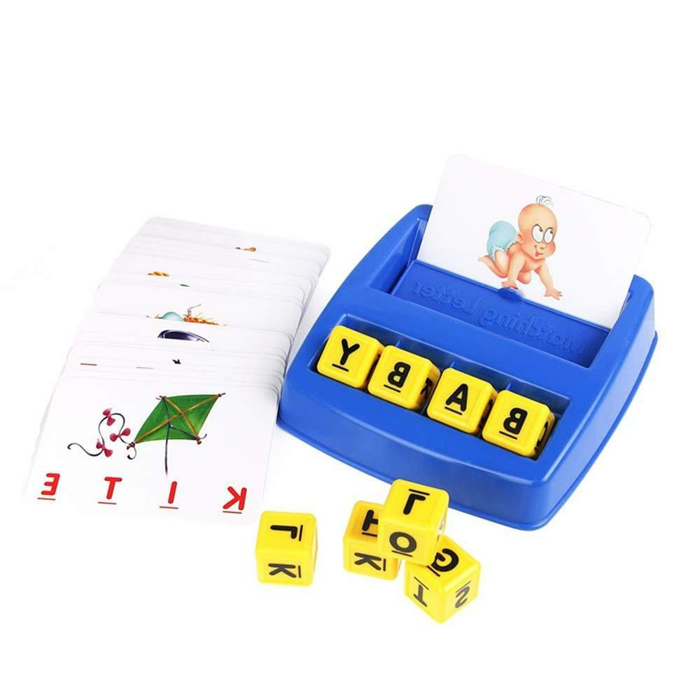 New School Matching Spelling Game