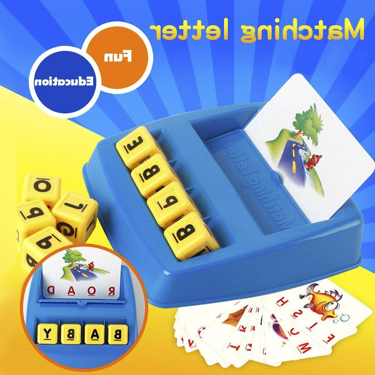 New Matching Spelling Learning
