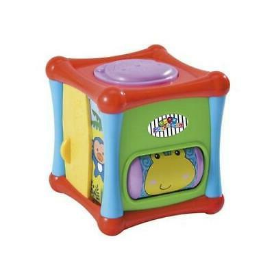 mini explorers my first activity cube toddler