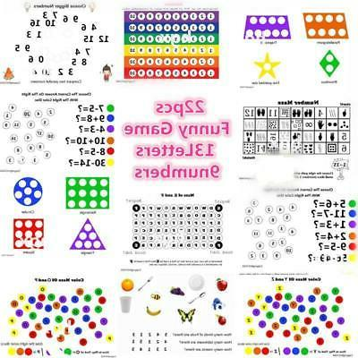 Montessori Stick Wand Counting With
