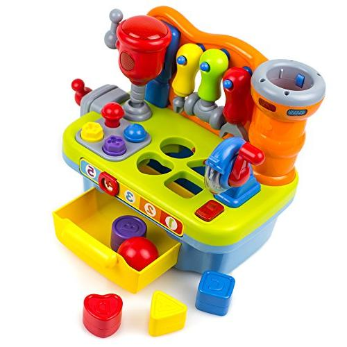 Toy Kids with Sounds & Lights Engineering Great Numbers, The Toddler