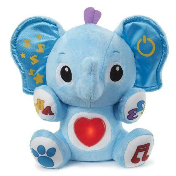 my buddy triumphant learning toy plush learning