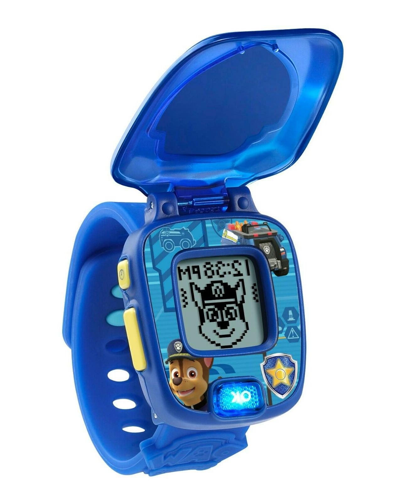 PAW Blue Learning Watch Character