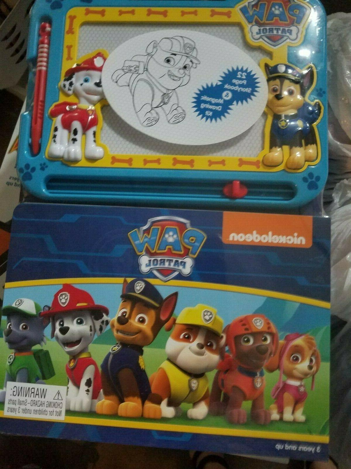 paw patrol learning series board book by