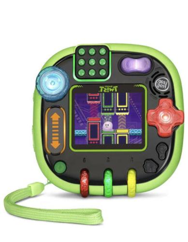 rockit twist handheld learning game system green