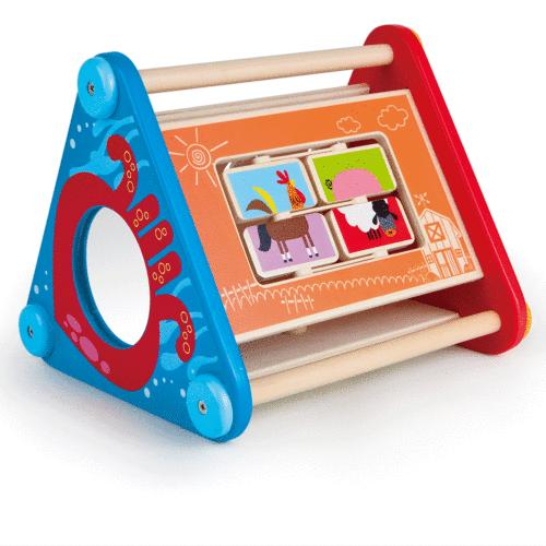 Hape Wooden Learning Box Toy