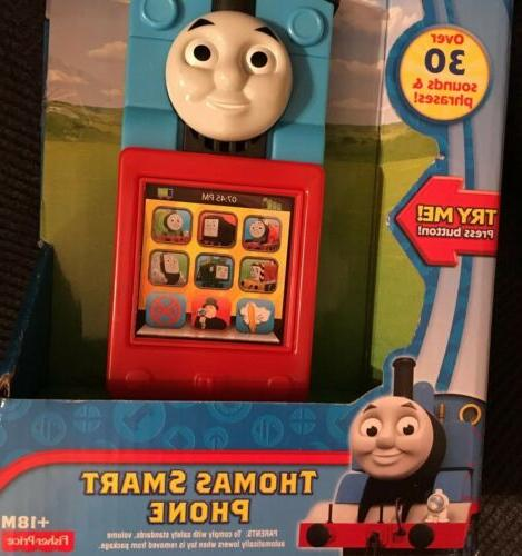 Thomas & Play Toy Smart Phone Learning Fisher