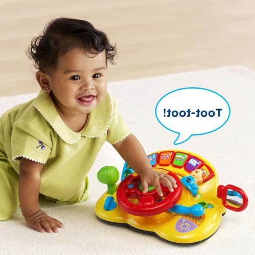 VTech Turn Learn Driver Free