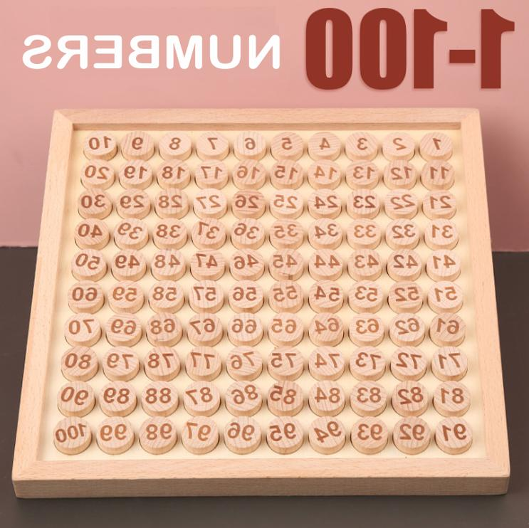 wooden alphabet and number puzzle for toddlers