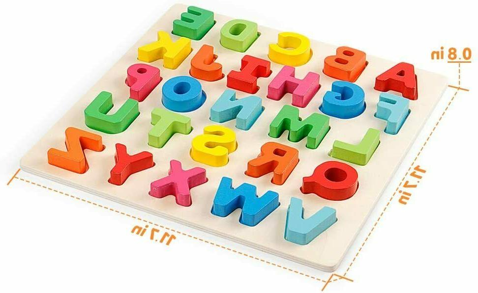 Wooden Board Toddler Learning Toys