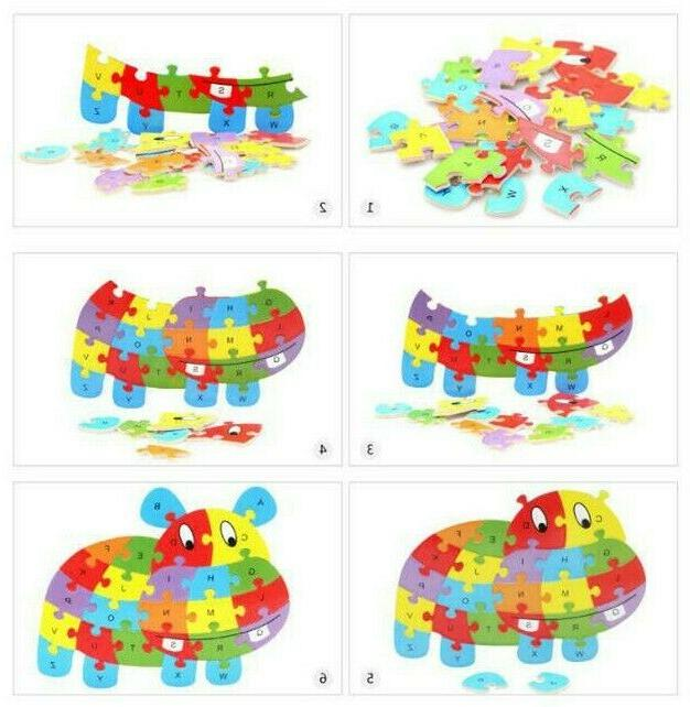 Wooden Learning Toys Fun