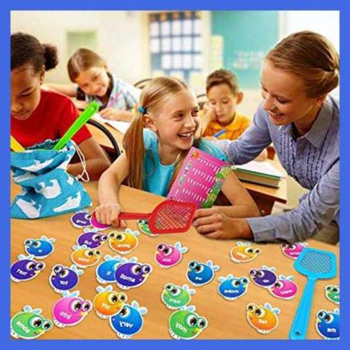Words For Kids Learning Educational Toy Cards Age Children