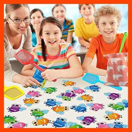 Learning Educational Cards Age 3 Children