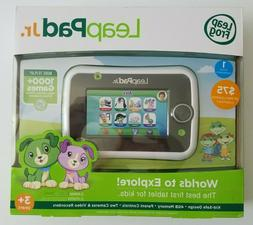 Leap Frog LeapPad Jr. Learning Tablet 4GB Camera-Video Music