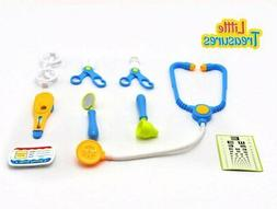 Little Treasures Learning Dr Checkup Pretend Play Toy kit -
