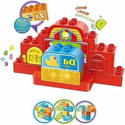 Little Treasures Learning Letters ABC Building Brick - 15 Pi