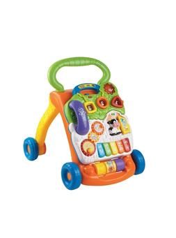 Learning Vtech Walker Sit-to-Stand interactive kids toys edu