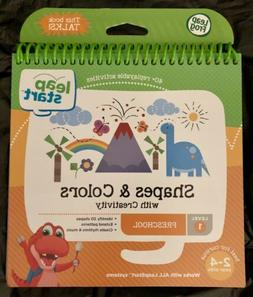 new leapstart shapes and colors preschool learning
