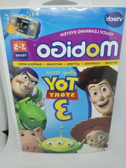 NEW, SEALED! TOY STORY 3 For Vtec MobiGo Touch Learning Game