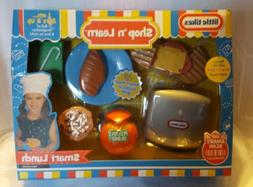 Little Tikes Shop 'n Learn Smart Lunch - Pretend Play Food -