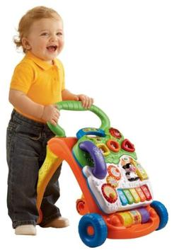 VTech Sit-to-Stand Learning Walker Toy - Orange
