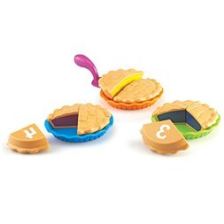 Learning Resources Smart Snacks Puzzle Pies - 13 Piece