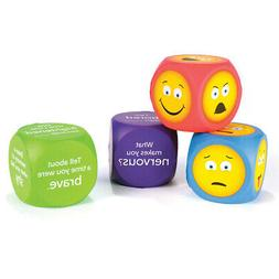 Learning Resources - Soft Emoji Cubes