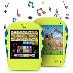 Spanish Learning Tablet Educational Toy For Kids. Touch And
