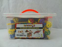 IQ BUILDER STEM Learning Building Toy Set Creative Construct