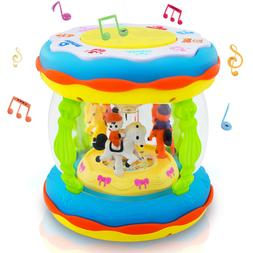 HXSNEW Toddler and Baby Musical Toys, Learning Toys for 1-3