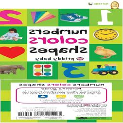 toddler learning book first 100 numbers colors