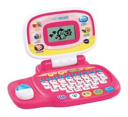 VTech Tote and Go Laptop Pink Kids Child Girls Learning Game