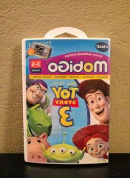TOY STORY 3 For Vtec MobiGo Touch Learning Game System BRAND