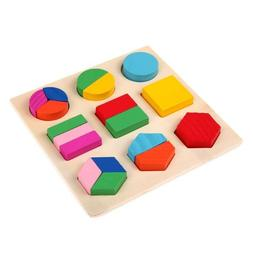 Toys Wooden Learning Children Educational Equipment Resource