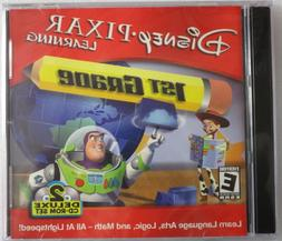 Video Game PC Disney 1st Grade Pixar Learning Toy Story Delu