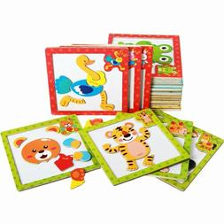 Wooden Toys Educational Toy for Children Early Learning Puzz